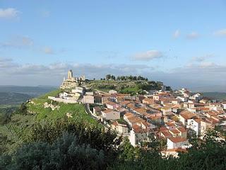Chiaramonti village