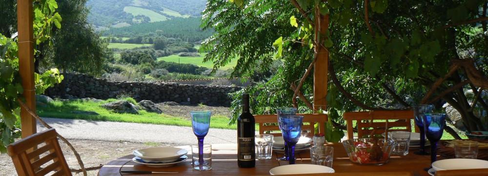 Villa Nuraghe in Sardinia