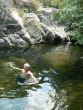 Tempio cascades and natural swimming pool.