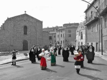Traditional festa. San Isodoro.
