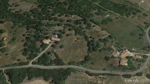 google earth villa nuraghe